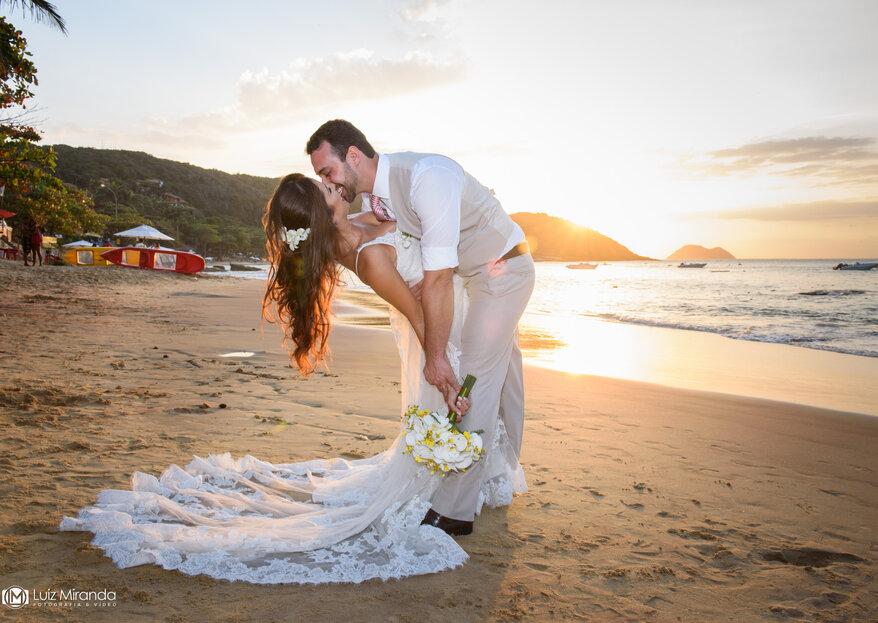 Não se estresse! Conte com a ajuda da cerimonialista Vanessa Aune e curta o casamento desde os preparativos!