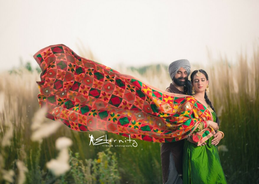 Trend Alert: Phulkari Embroidery Is Back In The Limelight