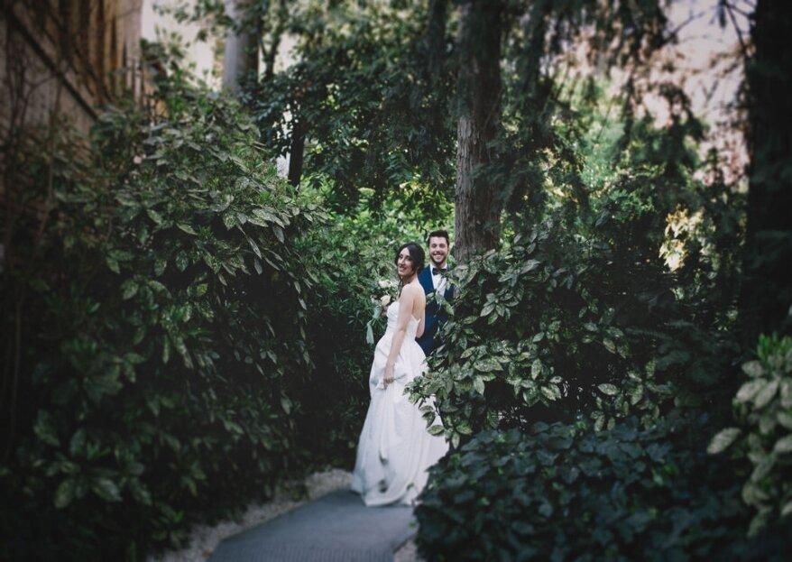 Avete mai pensato di celebrare le nozze in Hotel? Ecco i motivi per farlo!