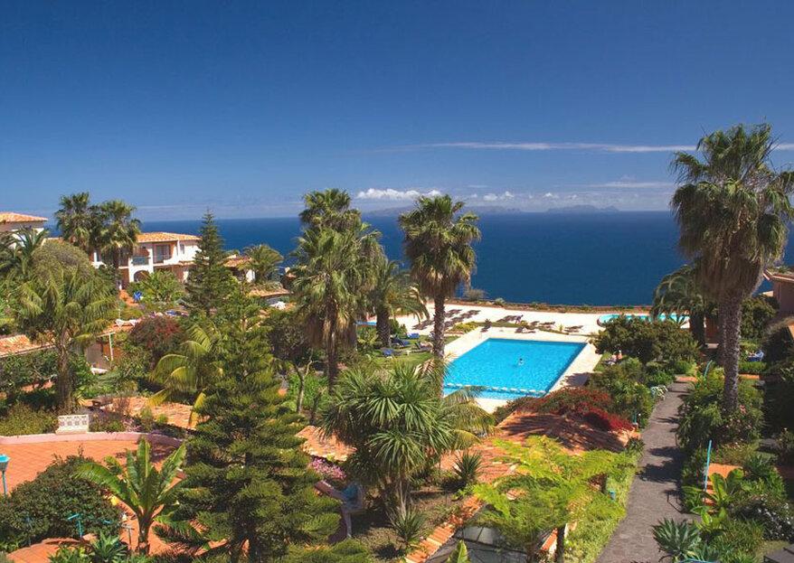 Quinta Splendida Wellness & Botanical Garden: Realizamos sonhos...