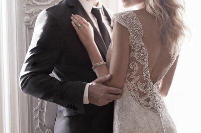 Das sind die 4 neuen Brautkleider-Kollektion 2015 von Maggie Sottero