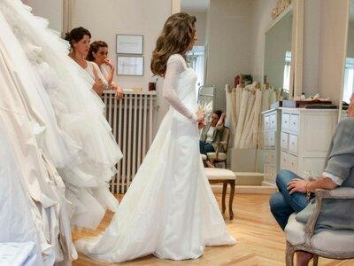 10 tips para que tu prueba de vestido de novia sea todo un éxito