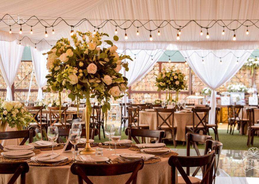 Las bodas al aire libre con más encanto de Tijuana se celebran en Jardín Magnolia