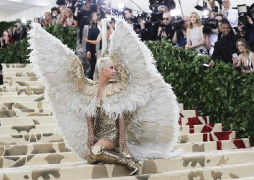 Os vestidos mais marcantes e peculiares do Met Gala 2018