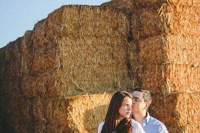 La mejor historia de amor enmarcada al natural: No te pierdas la sesión pre boda de Marisa y Pedro