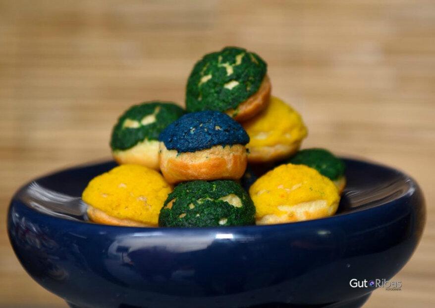 Nenenui Patisserie: brinde seus convidados com doces confeccionados com algumas das mais deliciosas iguarias do nosso país!