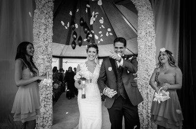 Si hay amor, no existen fronteras: La boda de Leo y Svetlana
