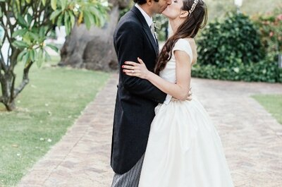 Real Wedding: Gabi and Edward´s perfect day in South Africa