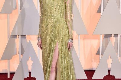 Las mejor vestidas de los Premios Oscar 2015: Descubre los looks favoritos de las celebrities