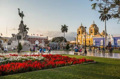 Casarse en Trujillo: vive tu matrimonio en la ciudad de la eterna primavera