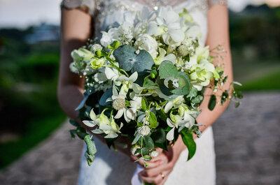 Casamento de Paula & Helder ao ar livre: alegria contagiante!