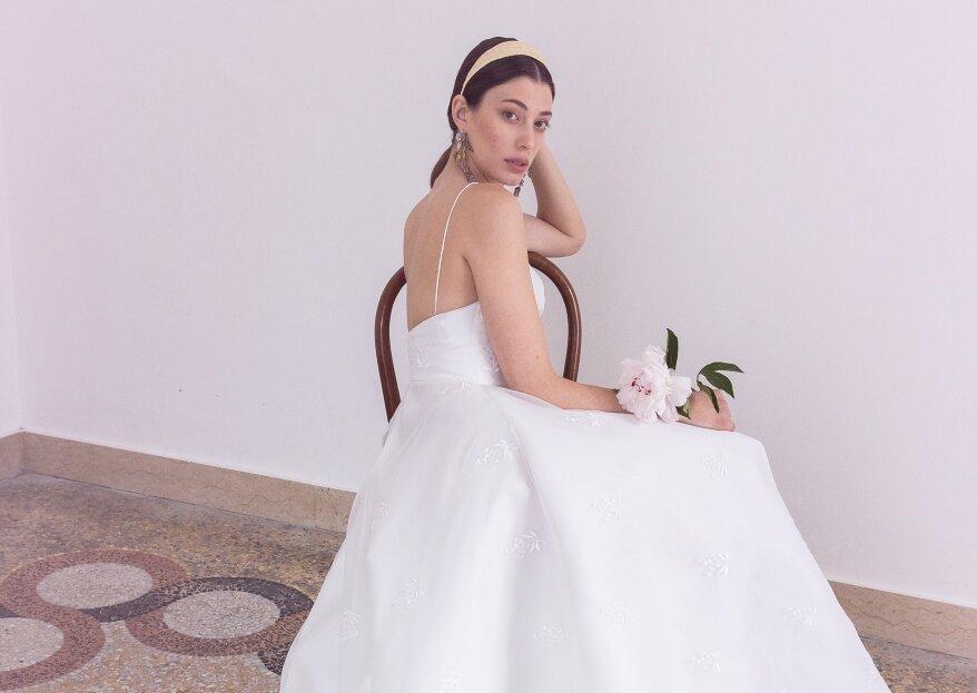 Abiti da sposa Palermo: scegli MORE di Morena Fanny Raimondo