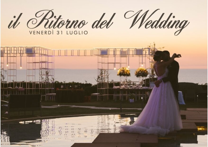 """Il ritorno del wedding : l'evento che accoglie il ritorno de """"Il Calendario delle Spose"""""""