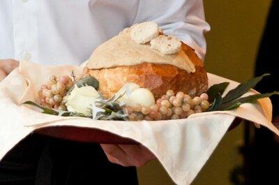 Witanie chlebem i solą - słowo o tradycji ślubnej!