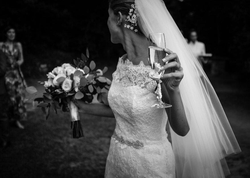Un servizio creativo e appassionato per organizzare le tue nozze: Isi Eventi vi conquisterà!