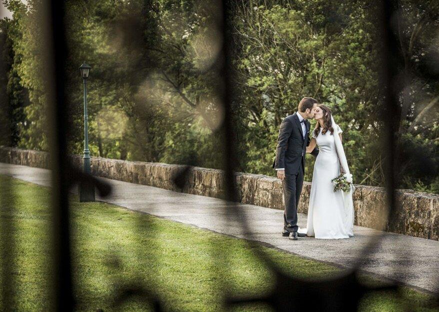 Tudo pensado para o casal: os essenciais para uma experiência nupcial inesquecível!