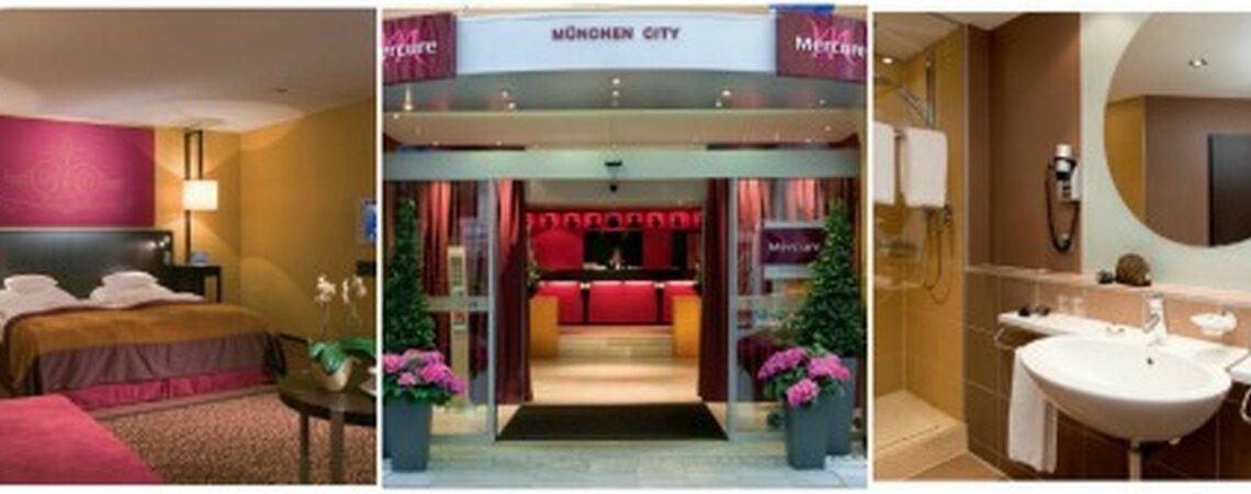 Mercure Hotel M Ef Bf Bdnchen City
