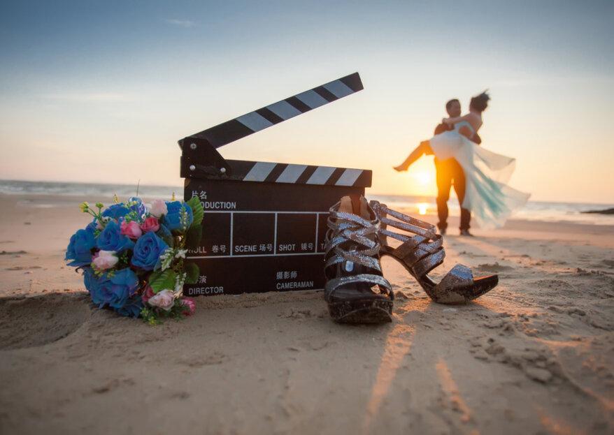 Video para matrimonios en Santiago: los 10 mejores videógrafos de la Región Metropolitana. ¡Haz de tu boda una película!