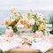 Decoração de mesas de casamento 2018