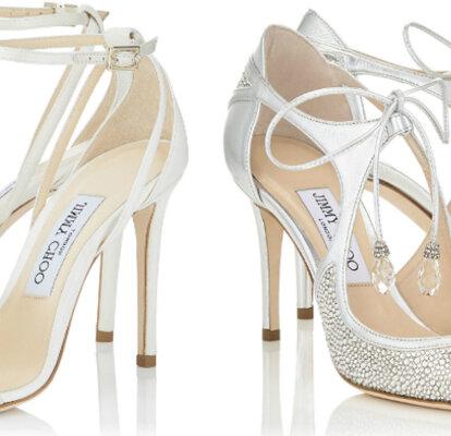 Jimmy Choo 2019 Wedding Shoes: A Step