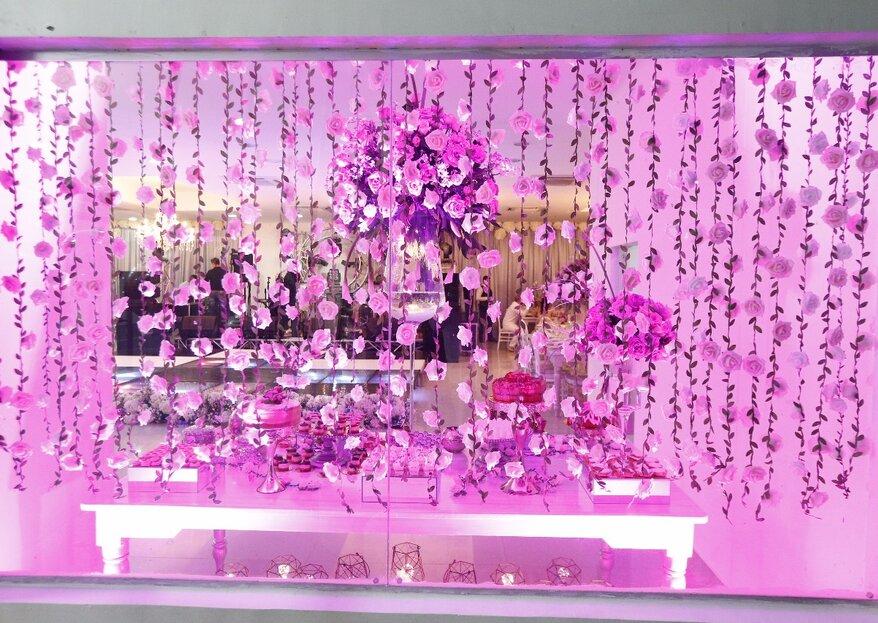 ¡Un sueño hecho realidad! Inspiración by Paola Colmenares diseña tu boda ideal