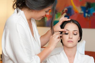 Los 11 errores que no debes cometer con tu maquillaje de boda: ¡toma nota!