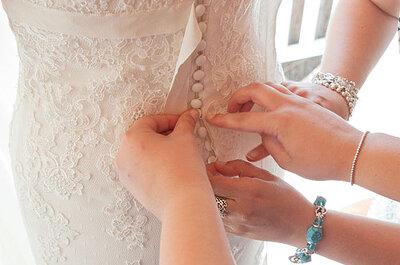 5 preguntas que todas nos hacemos antes de elegir el vestido de novia