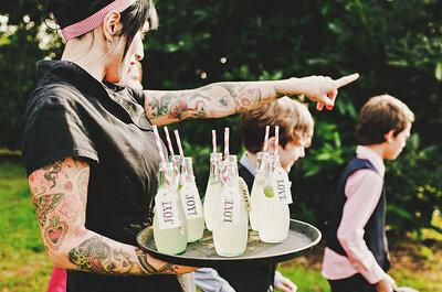 Kulinarische Highlights: Ideen für leckere und originelle Snacks auf der Hochzeit!
