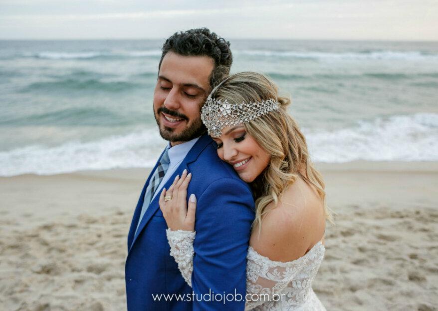 STUDIO JOB: parceria e sintonia com os noivos para registrar fotos que inspiram!