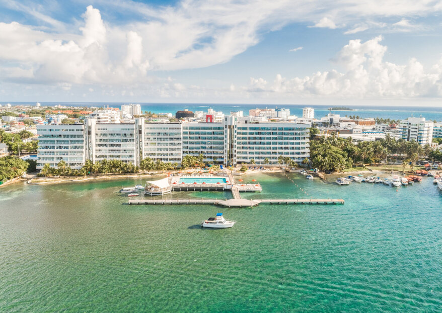 Eventos San Andrés nos explica cómo se hace una boda destino en la isla