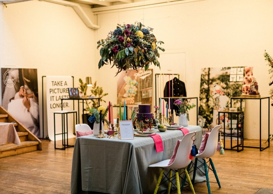 Das erste Hochzeitsfestival beloved in Zürich: Stylisch, frisch und höchst inspirierend!