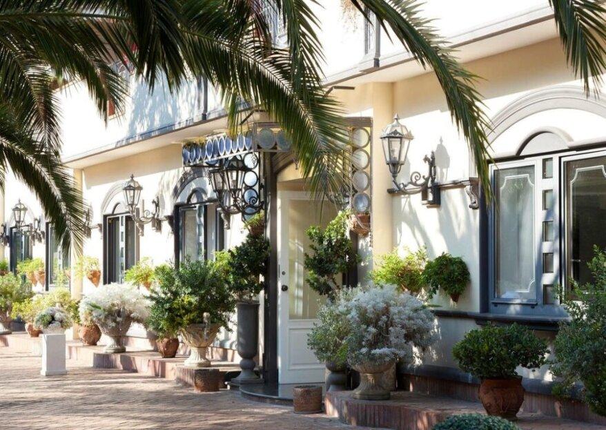 Andris Hotel, una panoramica in anteprima del vostro giorno di nozze