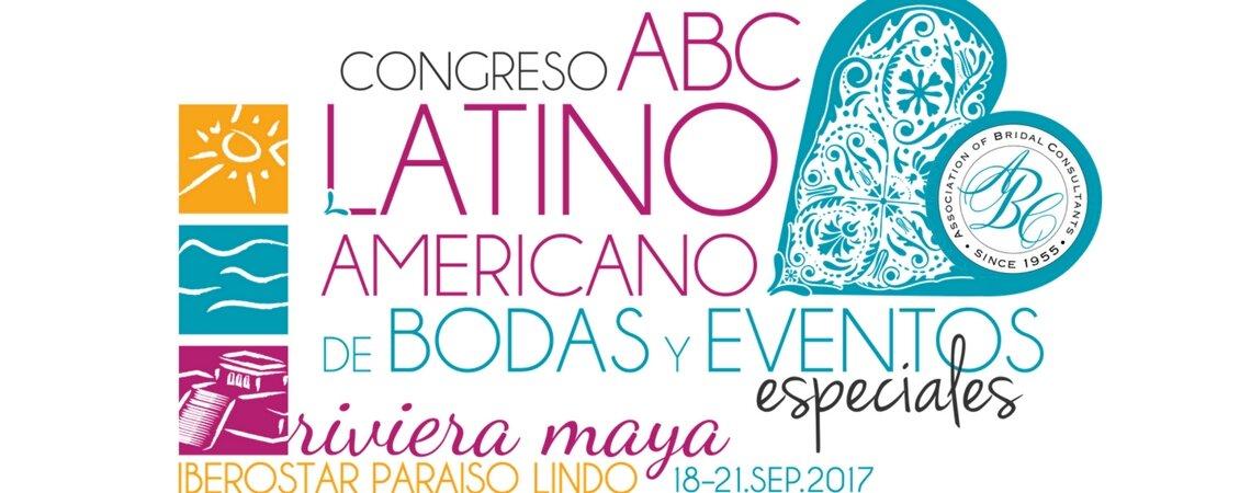 Congreso ABC Latinoamericano de Bodas y Eventos Especiales: ¡Inscríbete!