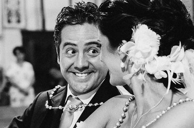 Una boda inolvidable de principio a fin: El gran día de Fernanda y Luis Miguel... ¡Extraordinario!