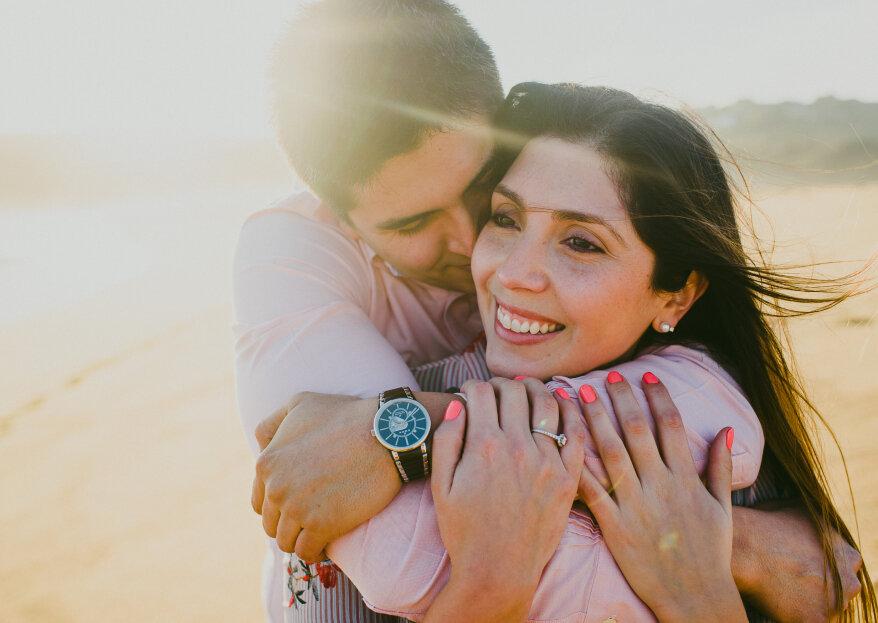Curiosidades sobre los anillos de compromiso: ¿sabes por qué se utilizan?