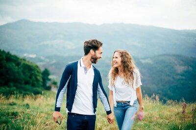 O que é ser feliz? Descubra a resposta de 10 noivas reais!
