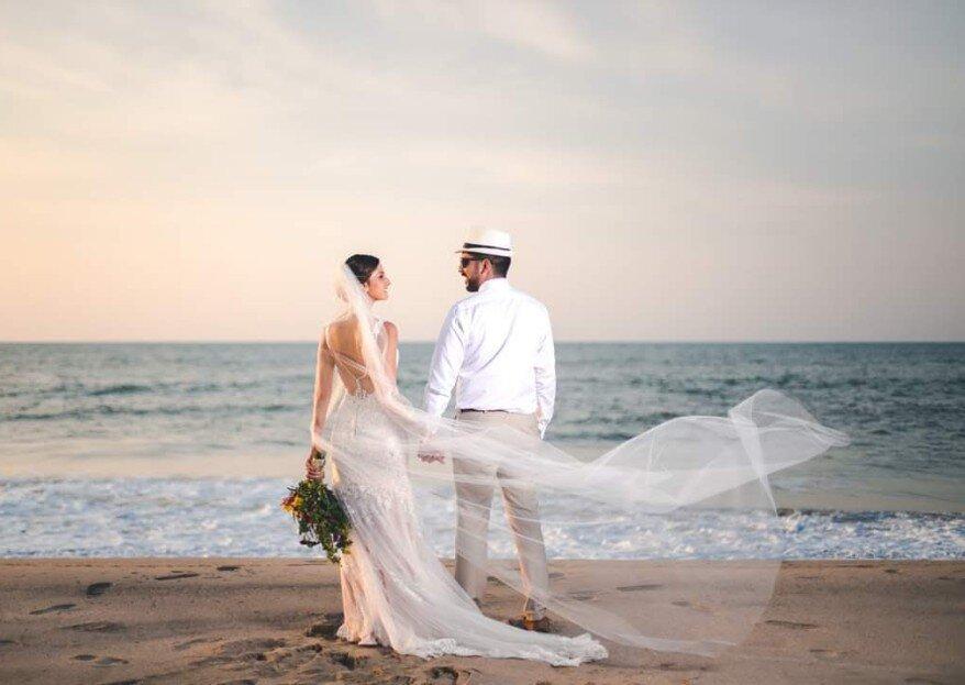 ¿Estás por casarte?, descubre lo que no puede faltar en tu matrimonio perfecto