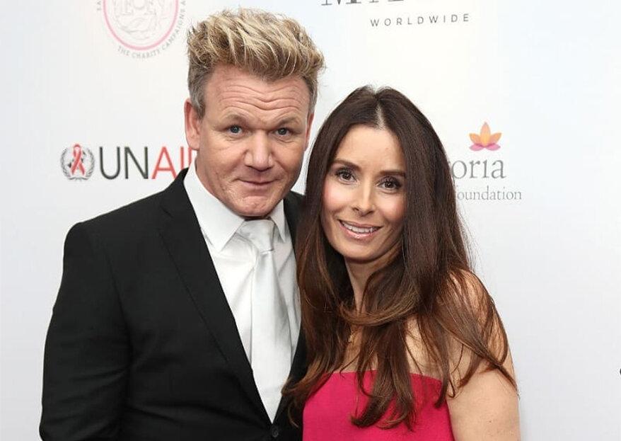 """Já nasceu o quinto filho de Gordon Ramsay: """"Finalmente ganhámos um Óscar"""""""