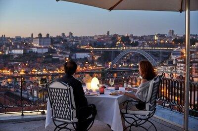 Melhores restaurantes para casamento no Porto sem perder o charme!