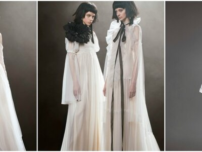 Robes de mariée Vera Wang 2018 : une collection atypique et totalement différente