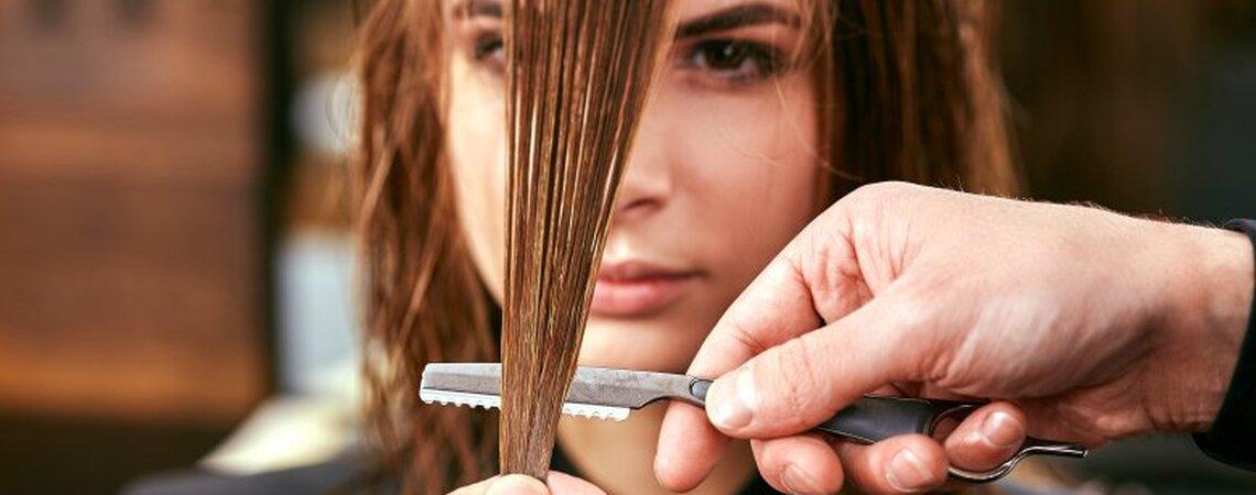 Der Clavi Cut ist 2019 absolut im Trend - Wie man die Frisur stylt und wem sie steht!
