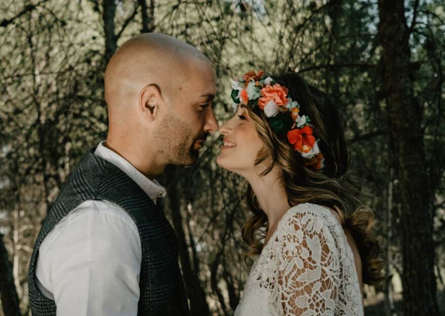 5 recomendaciones para una boda civil idílica