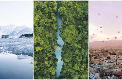 Die 8 besten Instagram Accounts zum Thema Reisen