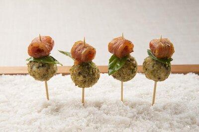 Las tendencias de hoy en banquetes para bodas