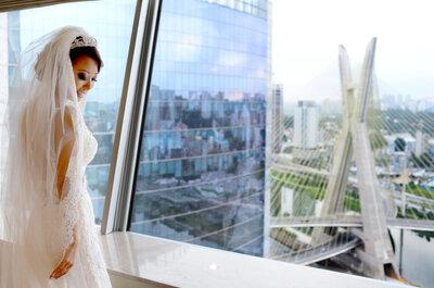 Open Wedding dia 5/02: evento imperdível em SP reúne noivos e profissionais com muitas surpresas!