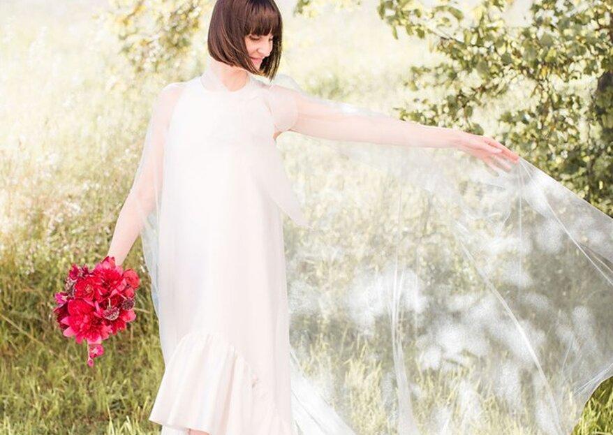 Il supporto creativo per affrontare il matrimonio con portamento e stile: Francesca Fiorentini