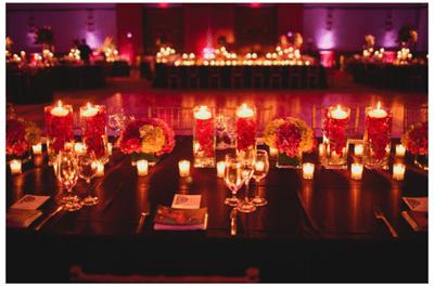 Hochzeitstrend 2014: Eine Candle Light -Hochzeit