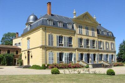 Comment organiserez-vous votre mariage au Château d'Ailly ? Vous avez carte blanche !