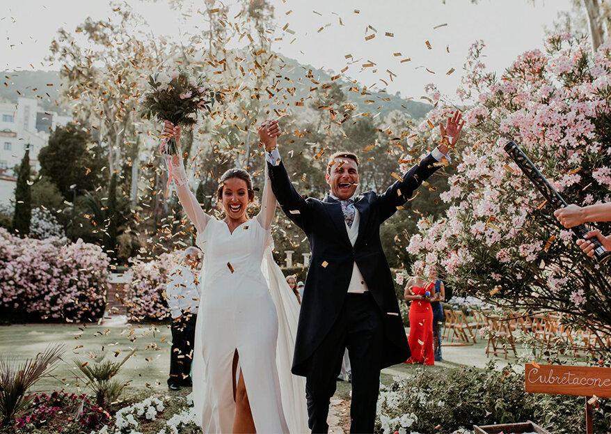 Mágica, única e irrepetible: así fue la boda de Alejandro y Jessica fotografiada por Manu Amarya