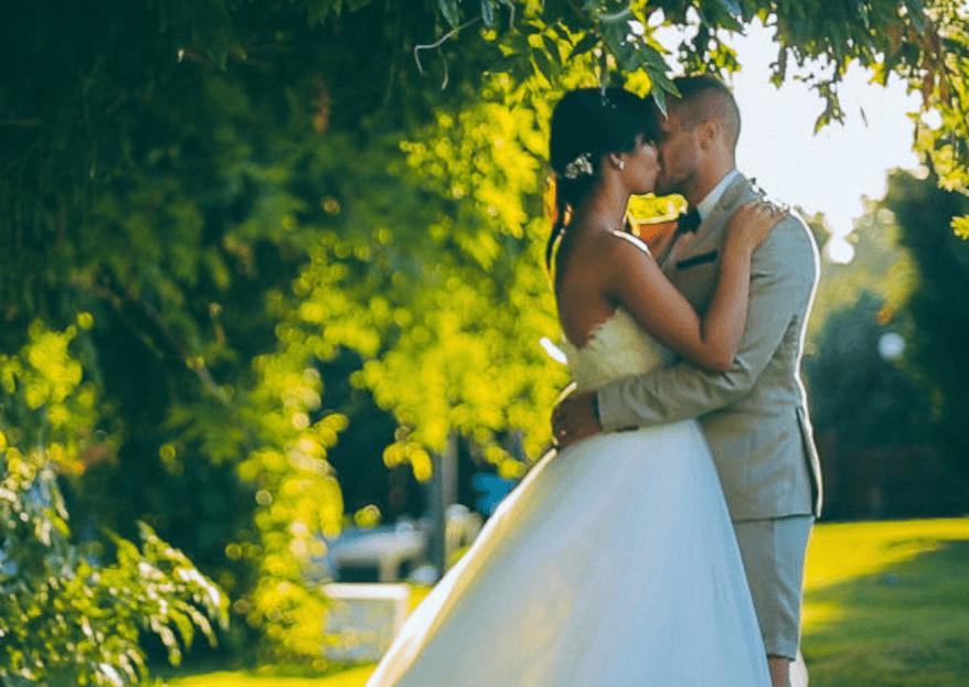 Kiss & Tell: uma reportagem para o seu casamento digna de uma tela em Hollywood